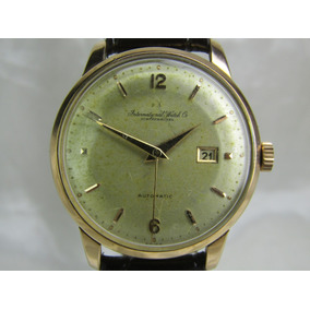759ba6a9028 Relogio Iwc International Watch Co - Relógios no Mercado Livre Brasil