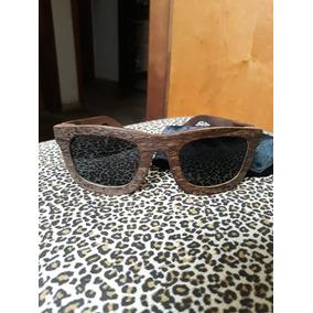 Oculos De Madeira Usado Sol - Óculos, Usado no Mercado Livre Brasil fa01ba410c