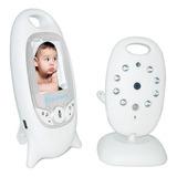 Monitor Para Bebe Audio Y Video Con Infrarrojo Y Bateria