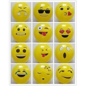 Pelotas Inflables Emoji