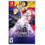 Juego Fire Emblem Nintendo Switch Three Houses Preventa