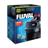 Filtro De Vaso Externo Para Acuario 200 Lt Fluval 206