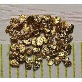 Pepita De Ouro Lote De 9 Alasca 24k Raridade