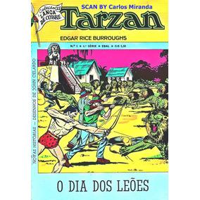 Gibis Antigos Do Tarzan - Digital (dvd) - 74 Ed (1974-1977)