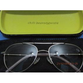 Oculos Grau Chilli Beans - Óculos no Mercado Livre Brasil 6361be8ac3