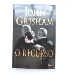 Livro O Recurso John Grisham