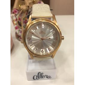 d175bd88cca Relogio Allora Rose - Relógios De Pulso no Mercado Livre Brasil