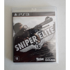 Jogo Sniper Elite V2 Ps3 Mídia Física Novo Lacrado Cd