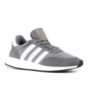 Tênis P/ Corrida Caminhada adidas Iniki Runner Preto Black