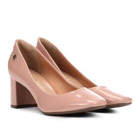 d8444dbde Scarpin Rosa Via Uno - Sapatos no Mercado Livre Brasil