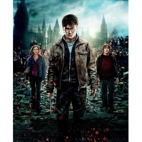 Cartaz Filme Classico Harry Potter Sem Texto Impressão A3