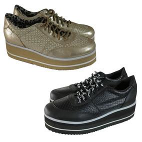 Zapatillas Sneakers Nuevas De Mujer Moda 19 Talles 41 42 43