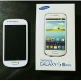 Samsung S3 Mini Gt-i8190l Libre Refabricado Gtia +regalo