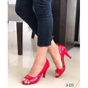 Zapatos Dama Tacon Medio - Zapatos en Mercado Libre Colombia 91f69f077fe2
