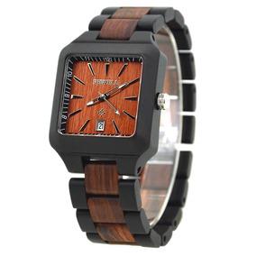 d07ac5d49d5 Relogio De Pulso Madeira Bewell - Relógios De Pulso no Mercado Livre ...
