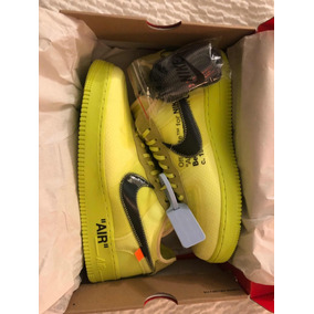 Nike Air Force 1 Off White Volt 9 Mx