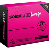 Novo Somatodrol Woman Somapro - 45caps - Iridium Labs
