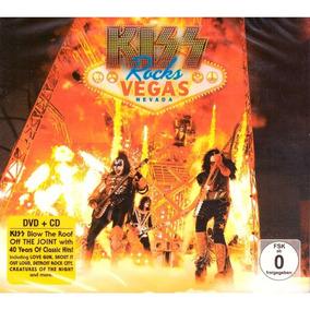 Kiss Rock Vegas Cd + Dvd * Novo * Lacrado * Importado