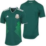 e941f356d5981 Camiseta Selección De Mexico Climachill Mundial Rusia
