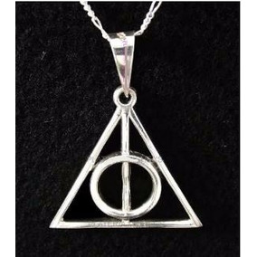 Dije De Las Reliquias De La Muerte Harry Potter En Plata 925