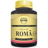 Extrato De Romã - 150 Cápsulas De 500 Mg 100% Puro