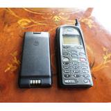 Celular Radio Viejo Solo Para Utileria Motorola Nextel Leer