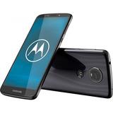 Celular Libre Motorola Moto E5 Plus Gris Nacional