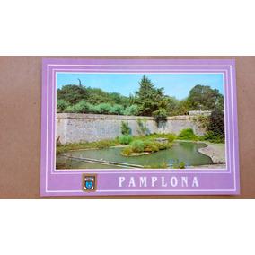 V-8596 - Cartao Postal Espanha Pamplona