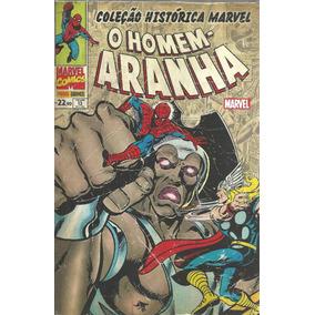 Colecao Historica Marvel Homem-aranha 12 Bonellihq Cx364 J18