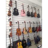 Guitarra Acustica, Clasicas, Electroacustica, Electroclasica