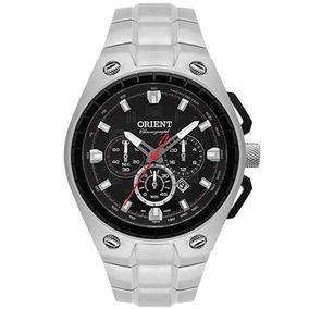 Relógio Orient Sport Masculino Cronógrafo Analógico Mbssc171