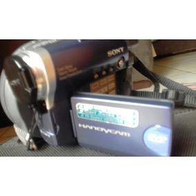 Filmadora Sony Handycam Mini Dvd