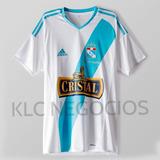 Camiseta Sporting Cristal 2017 Roja Adidas - Camisetas de Fútbol en ... 76946859abfac