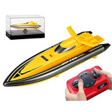Poco Divo 2.4ghz Mini Rc Racing Boat Pool Tracer Bañera Yach