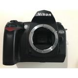 Camara Nikon D70, No Funciona Solo Para Refacciones.