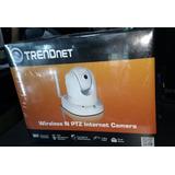 Cámara De Seguridad Trendnet Tv-ip651w Wireless Para Interne