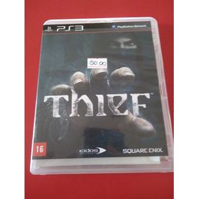 Consigo Frete Gratis Thief Ps3 Midia Fisica