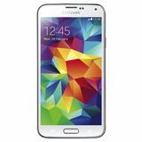 Celular Smartphone Samsung Galaxy S5 16gb 5.1 Blanco