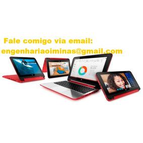 Notebook Hp Pavilion X360 Convertible Celeron N2830 4gb