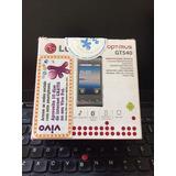 Celular Lg Optimos Gt540 Caixa Lacrada De Fabrica