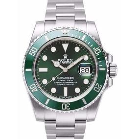 0d8aebfa79c Relógio Rolex Submariner 16610 Fundo Preto Automático - Relógios De ...