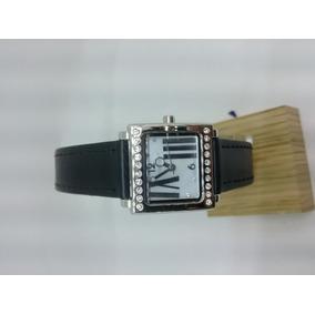 Reloj Steiner Dama Piel Blanco Maquinaria Suiza