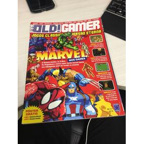Revista Old Gamer Edição 24 Com Poster