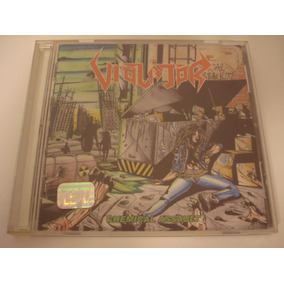 Violator Chemical Assault Cd Made In Germany