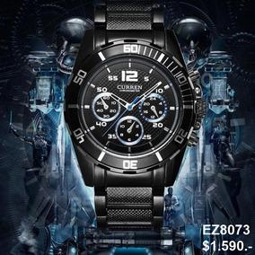 Reloj Curren Mod. Ez8073 Maquina Japonesa Guilad