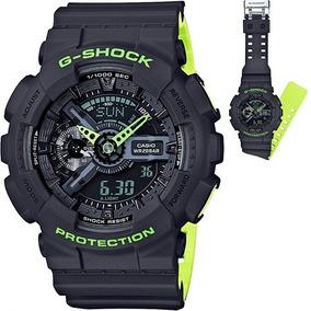 45bb035fefbe Reloj Casio G Shock Ga 110 Negro - Relojes en Mercado Libre México