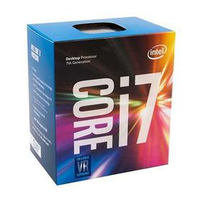 Processador Intel Core I7 7700 4,20 Ghz 8mb Cache Lga 1151 K