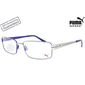 cb48f3487c Lentes Puma Pe00140 008 Silver / Violet Oftalmico Original