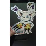 Calcomanias Digimon 15 Modelos