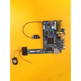 Tablet Aoc A722 Desarme - Logic Board-tarjeta Madre